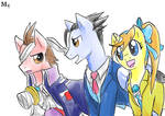 Quicker Draw: Save the Court of Equestria!