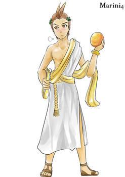 Quick Draw: Apollo Sun of Justice