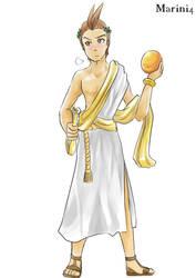 Quick Draw: Apollo Sun of Justice by Marini4