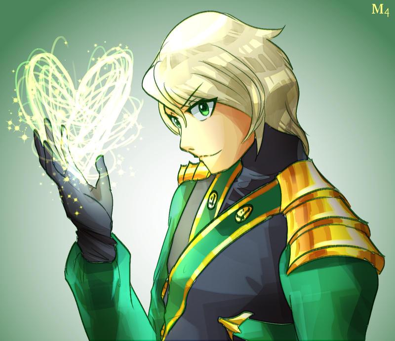 ninjago  lloyd love energymarini4 on deviantart
