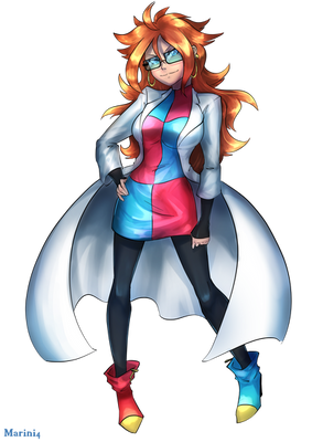 Dragon Ball Fighter Z - Android 21 (Normal)