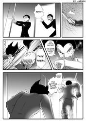 Bendy Before The Ink Machine - Chapter 3 Pg 4 by Marini4