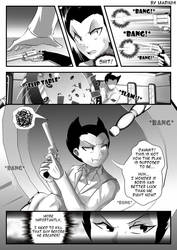 Bendy Before The Ink Machine - Chapter 3 Pg 5 by Marini4
