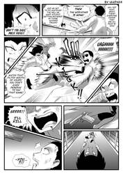 Bendy Before The Ink Machine - Chapter 3 Pg 12 by Marini4