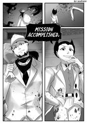 Bendy Before The Ink Machine - Chapter 3 Pg 14 by Marini4