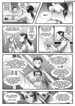 Bendy Before The Ink Machine - Chapter 4 Pg 7