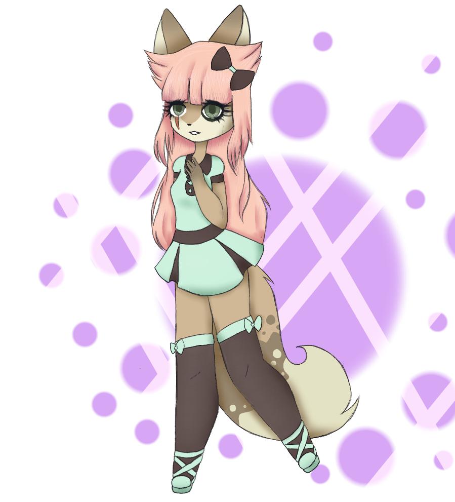 Foxu by skylight-beat