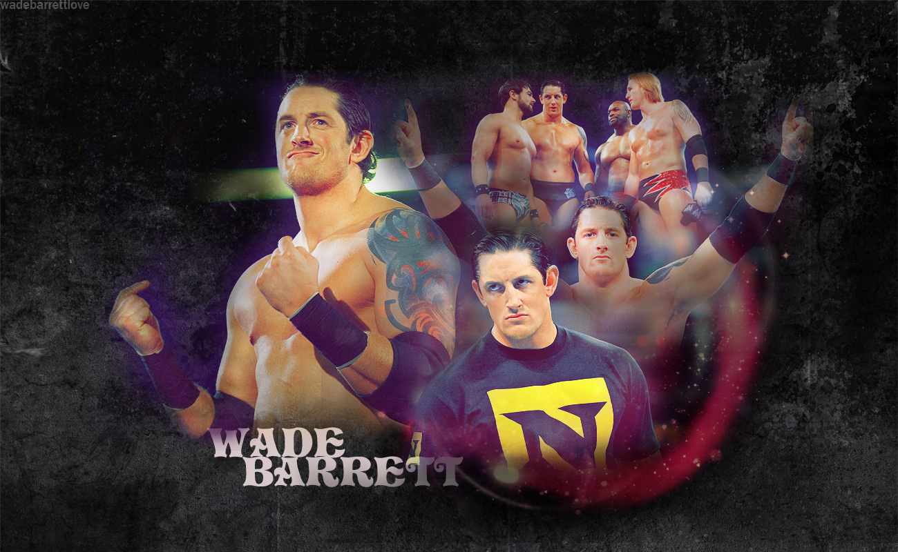 Wade Barrett wallpapers