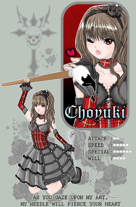 choyuki's Profile Picture