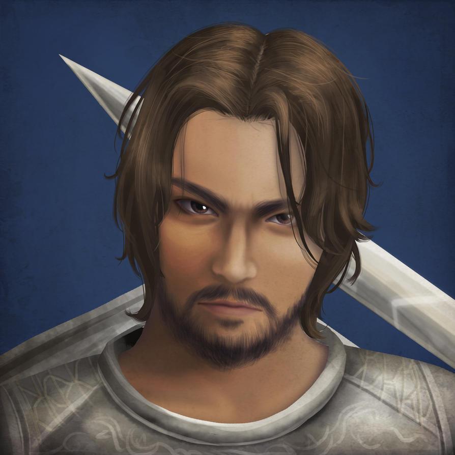 Medieval Knight by choyuki