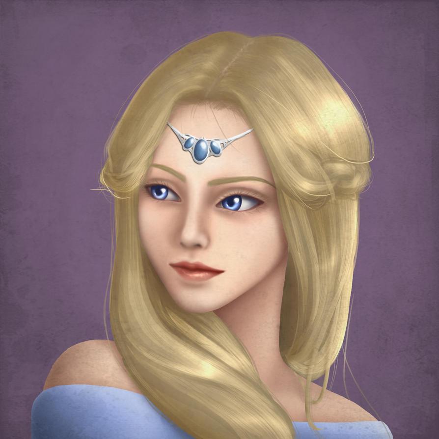 Medieval Maiden by choyuki