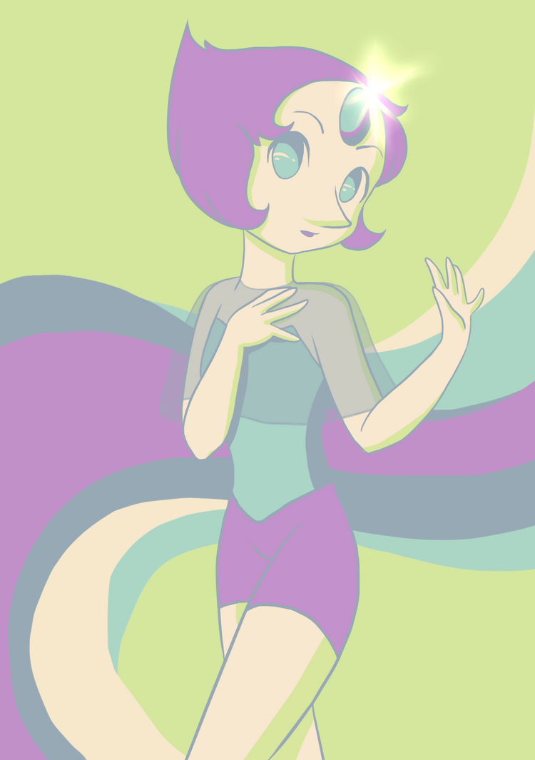 80's Pearl by RainbowMassacre90