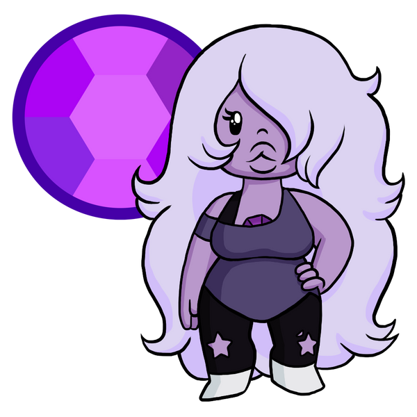 Amethyst by RainbowMassacre90