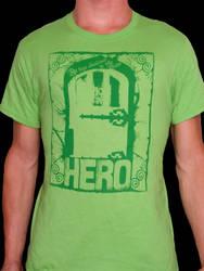 Hero Merchandise 1 by raeiven