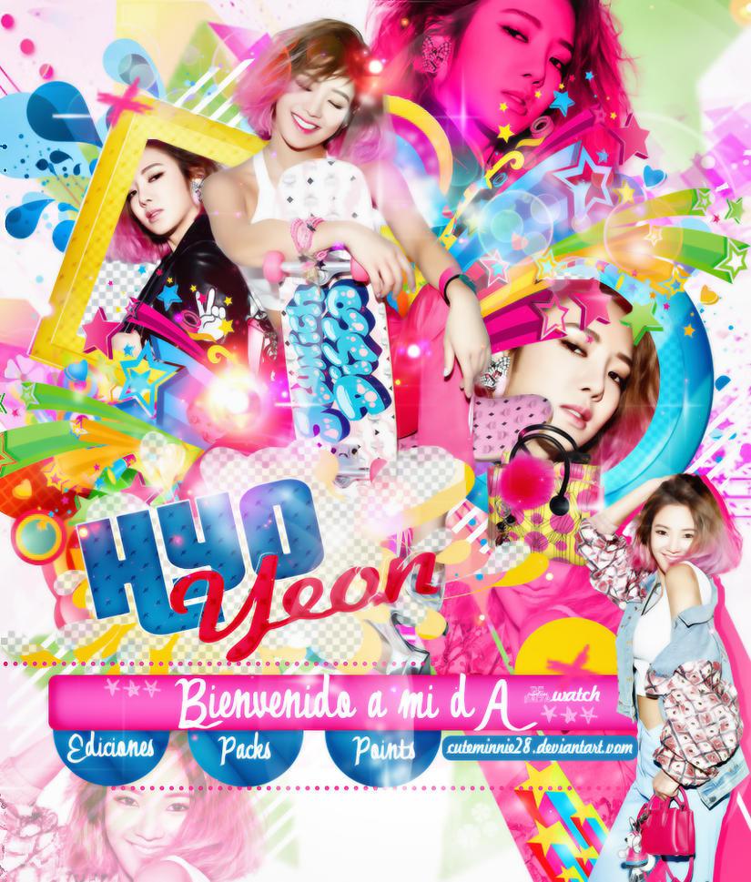 +id Hyo Yeon by cuteMinnie28