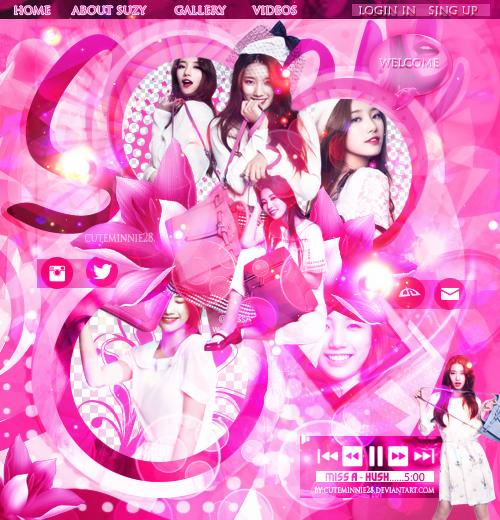 +suzy bae by cuteMinnie28