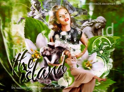 +the island by cuteMinnie28