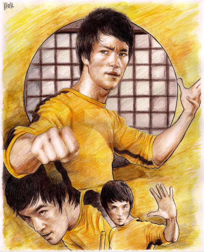 Bruce Lee - Game of Death by encore