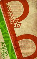 Typography poster by MZGraphicDesign