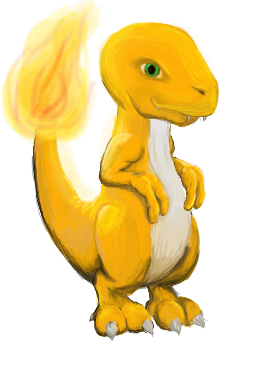Charmander by DonKrow