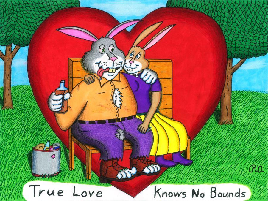 Love Bunnies by WalterRingtail