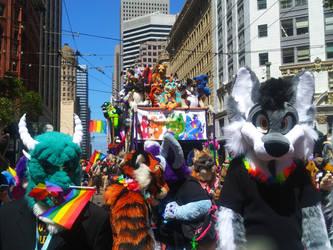 San Francisco Furry Pride 2019