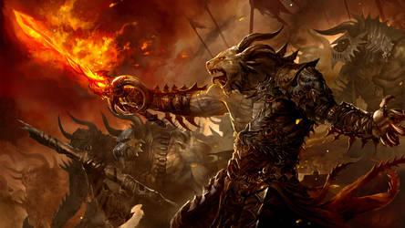 Guild Wars 2 Charr