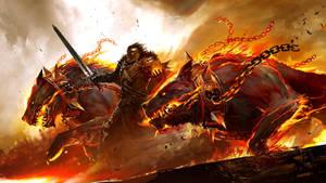 Guild Wars 2 Art by Artfall