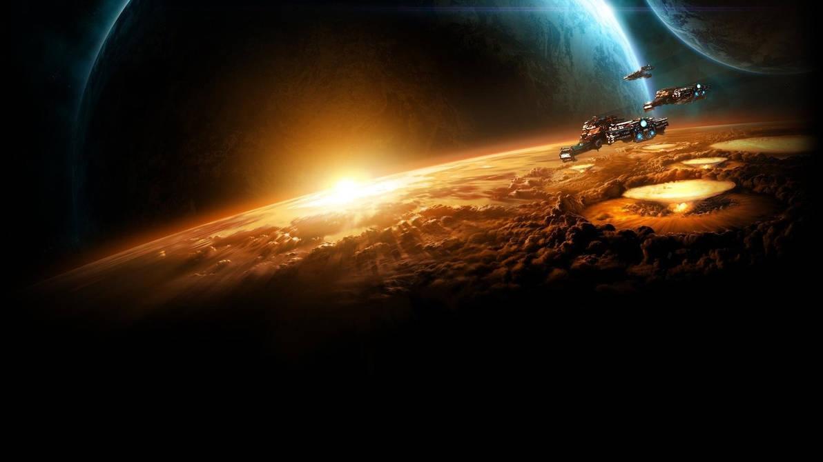 StarCraft II by Artfall