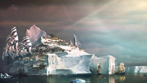 Guild Wars 2 Art 2 by Artfall