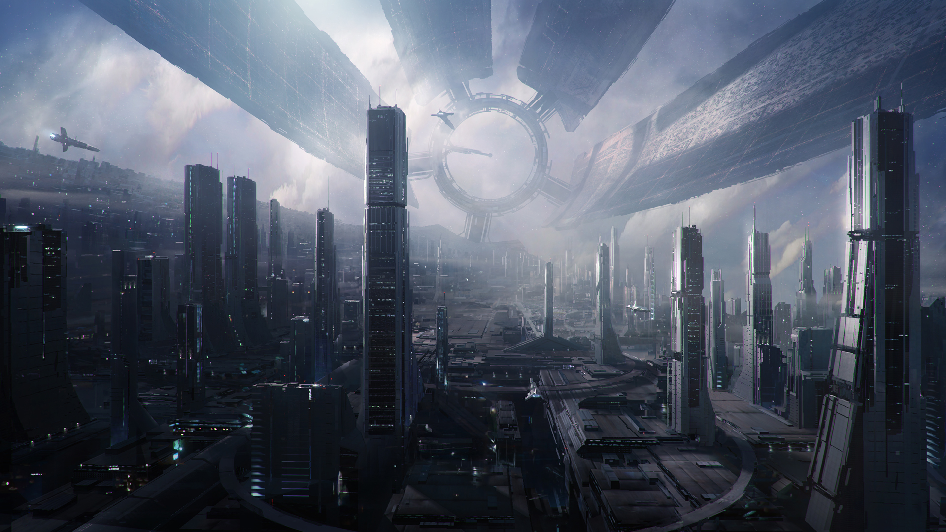 Mass Effect 2 Citadel by Artfall