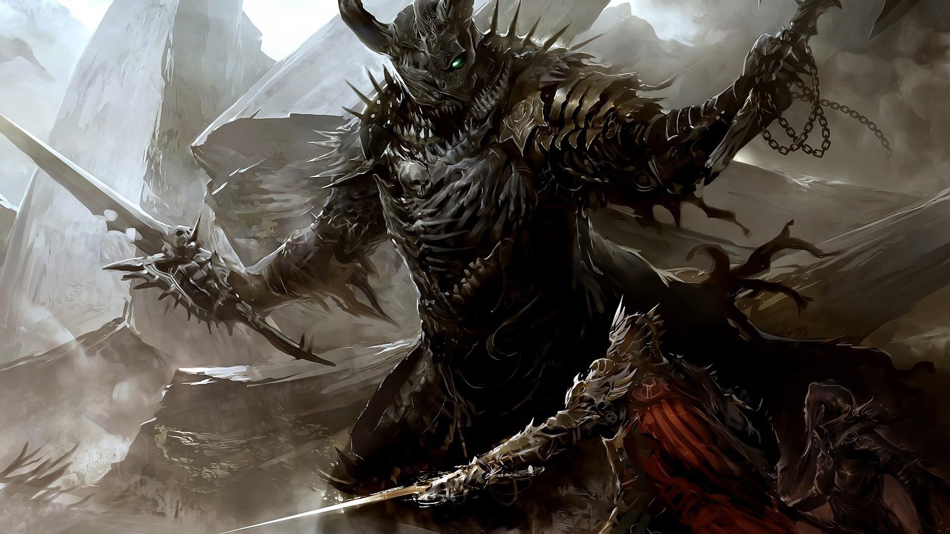 Guild Wars 2 Art 3 by Artfall
