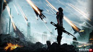 Mass Effect 3 by Artfall