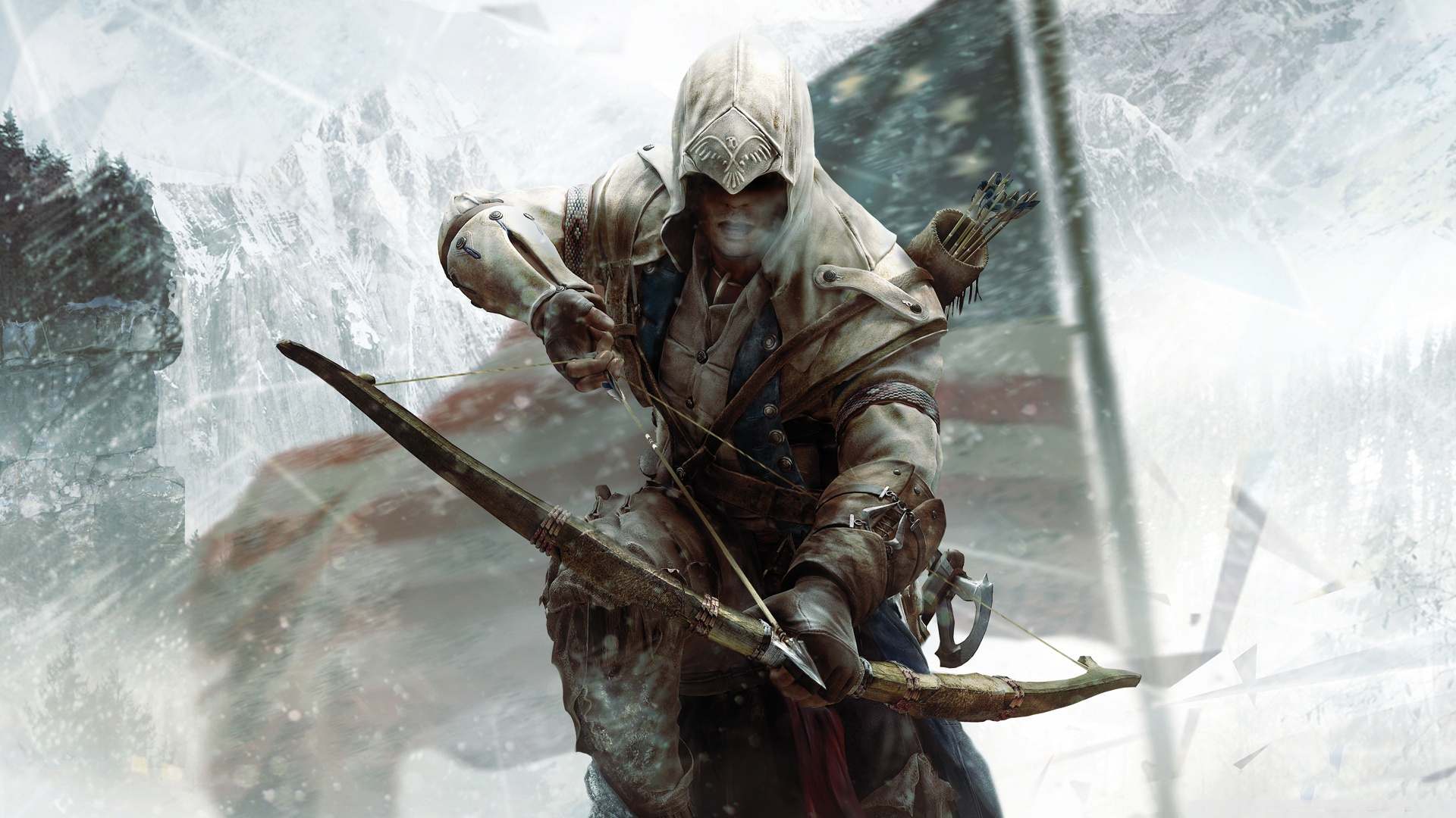 Assassin's Creed III by Artfall
