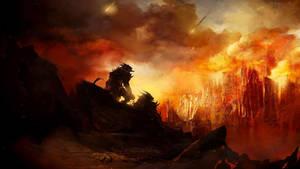 Guild Wars 2 Art 5 by Artfall