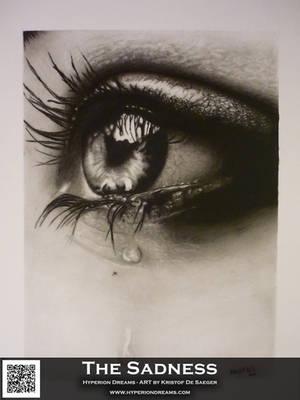 The Sadness by KristofDeSaeger