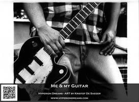 Me and my Guitar by KristofDeSaeger