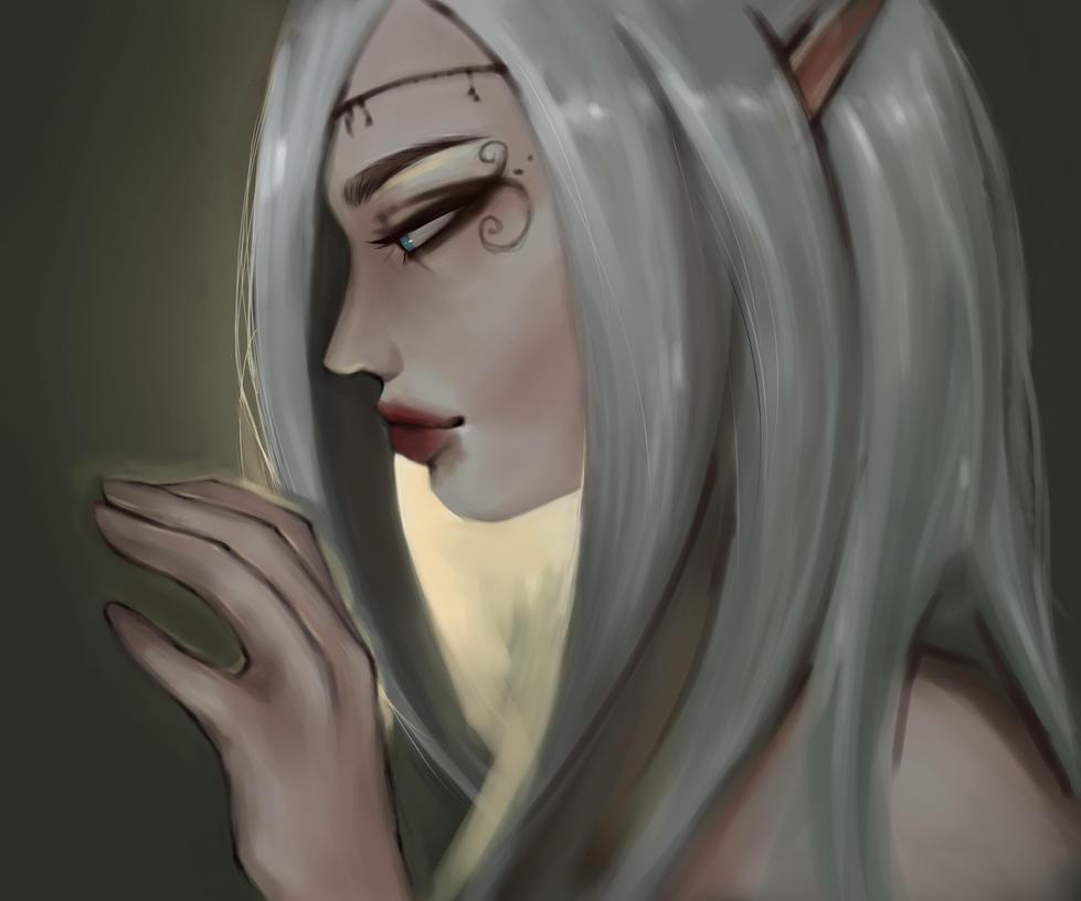 $uicide by DariaPolyakova