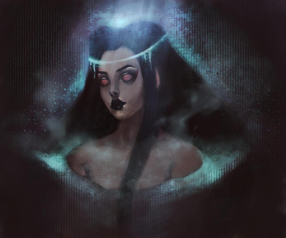 gloom by DariaPolyakova
