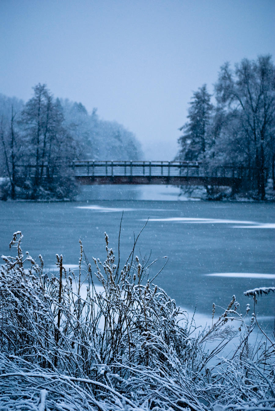 Huron in Winter by d-elner