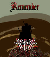 We shall always Remember by GeoFlame
