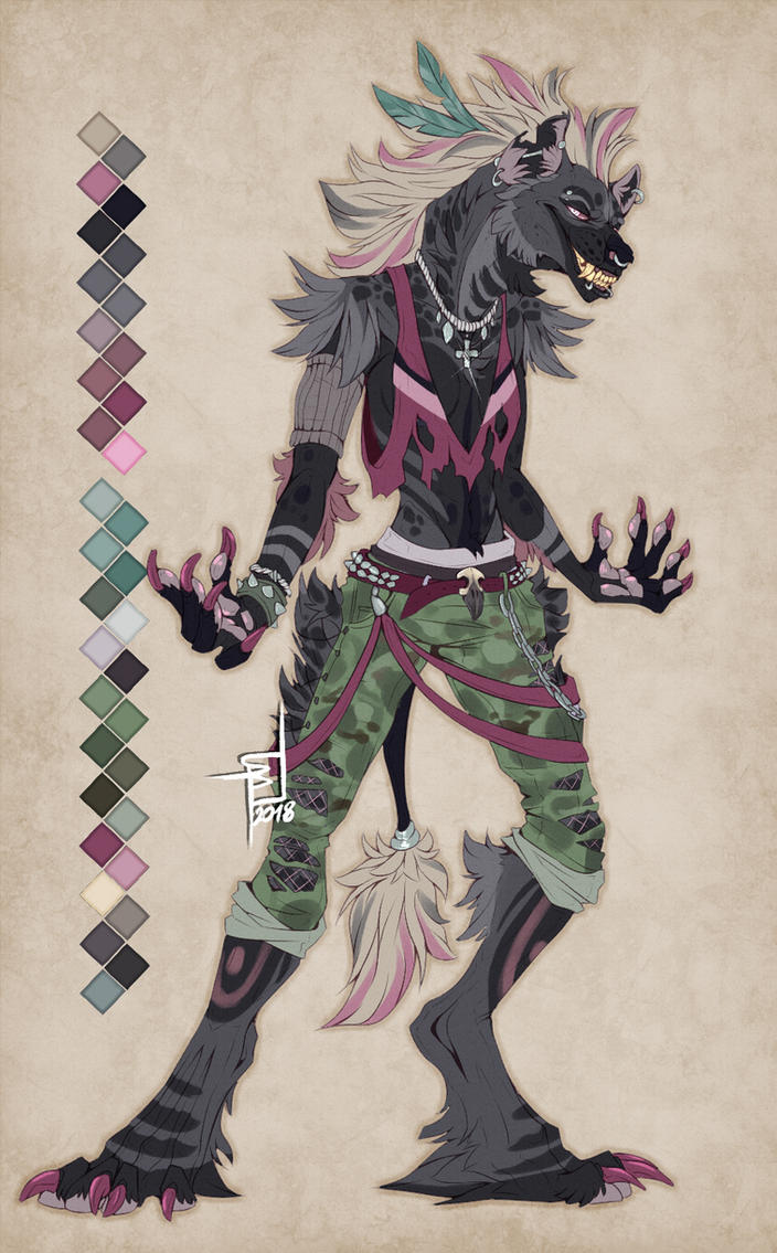 Hyena custom #13 by SpectraArts