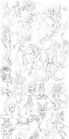 Sketch dump 2018 by Spectrosz