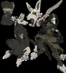 Assassin Tesem Dog - Reference by Spectrosz