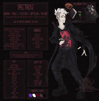Meet The Artist 2019 by Spectrosz