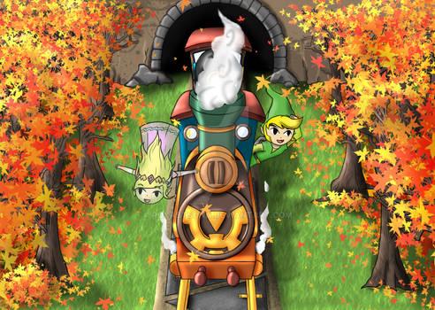 Autumn in New Hyrule