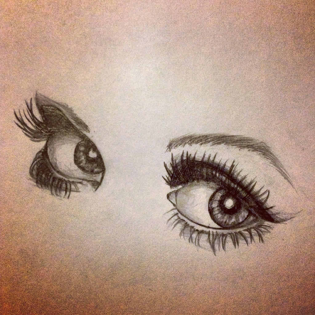 Drawings Of Beautiful Eyes | www.imgkid.com - The Image ...