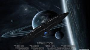 Star Trek Revolution Poster