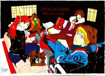 Bleach by boy233