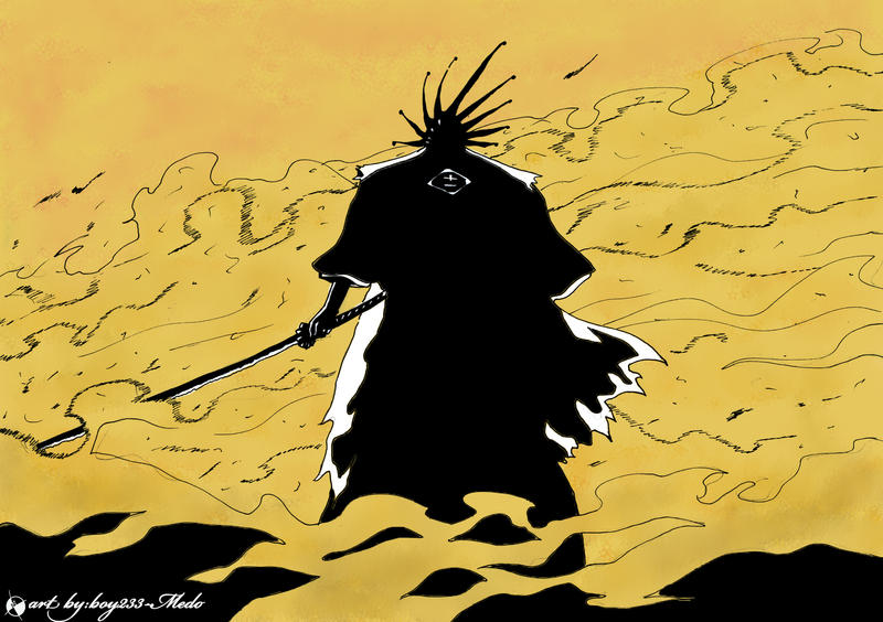 Kenpachi by boy233